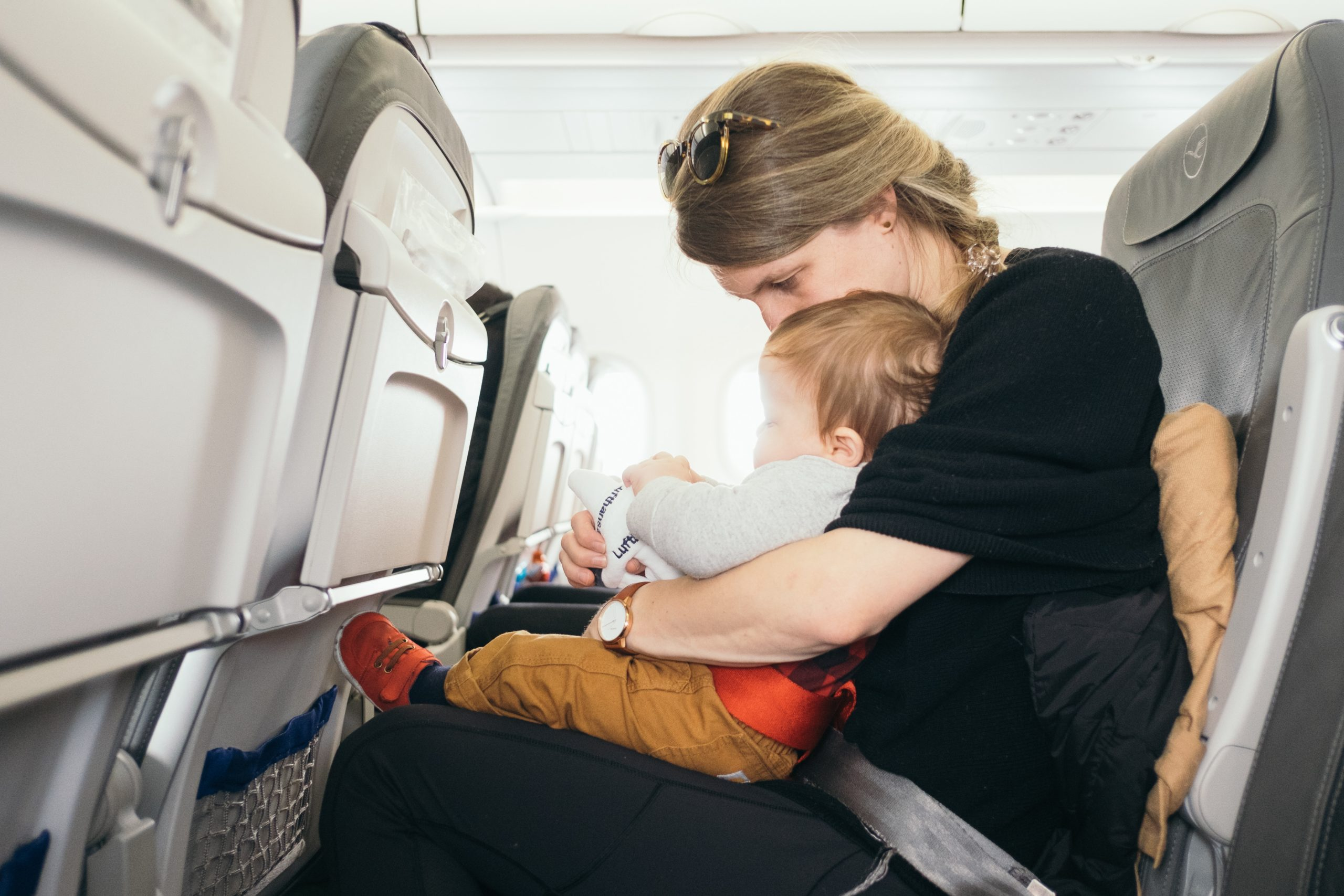 Travelling with a Baby or Toddler